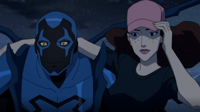 Young Justice Outsiders episode 16 recap