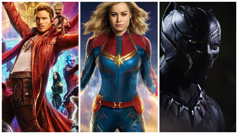 Black Panther 2, Captain Marvel 2, and Guardians 3 Confirmed!