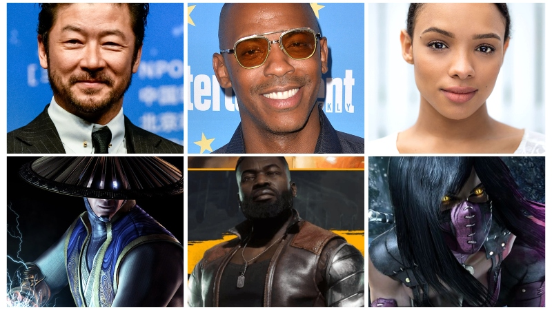 New Line's 'Mortal Kombat' Reboot Adds Cast For Key Roles