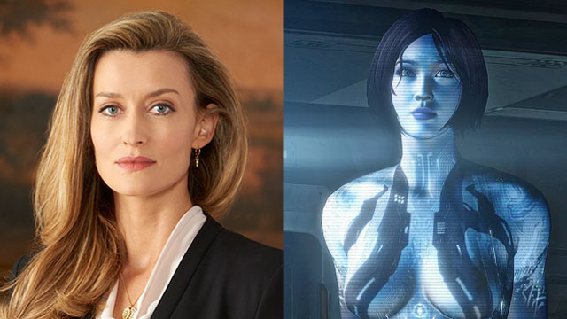 'Halo' series casts 6, including Natascha McElhone, Bokeem Woodbine