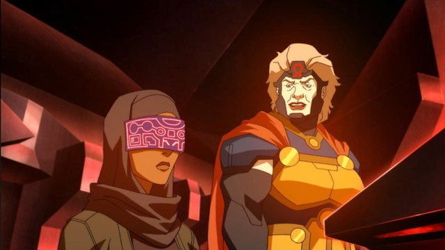 Young Justice: Outsiders episode 23 recap