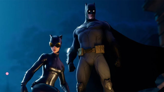 The Batman and Fortnite Crossover Has Officially Arrived