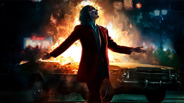 Joker Gets an IMAX Poster Ahead of Its Theatrical Run
