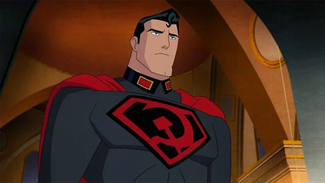 Warner Bros Reveals Voice Cast For Superman Red Son