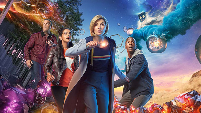 'Doctor Who' full season trailer hints at threats new and old