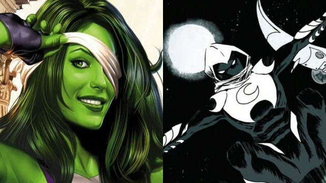 Moon Knight and She-Hulk Have Found Their Showrunners