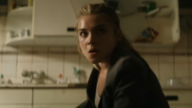 Florence Pugh Says Black Widow Isn T A Passing Of The Torch