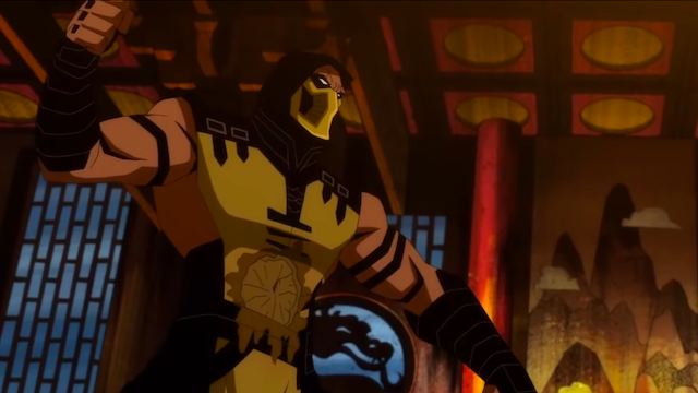 Test Your Might In Mortal Kombat Legends Scorpion S Revenge Trailer