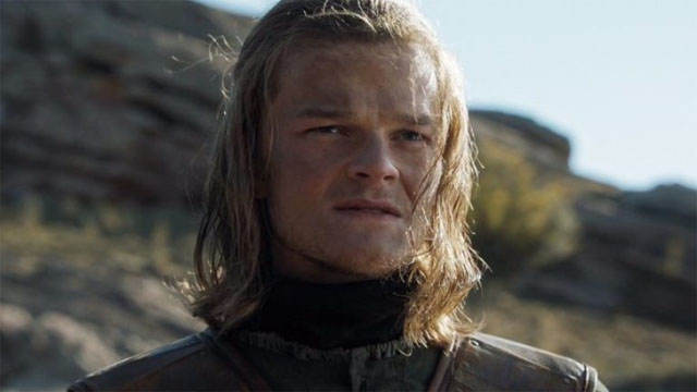 'Lord of the Rings' series casts 'Game of Thrones' actor Robert Aramayo