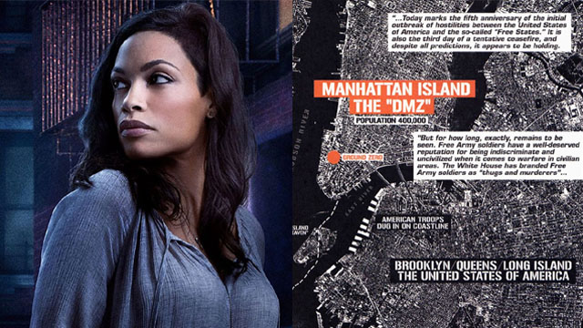 Rosario Dawson to Lead Ava DuVernay's DMZ Pilot at HBO Max