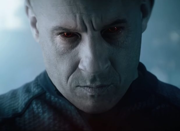 New 'Bloodshot' trailer starring Vin Diesel