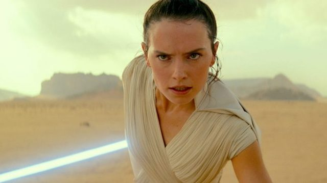 Daisy Ridley shocks 'Star Wars' fans with major Rey revelation