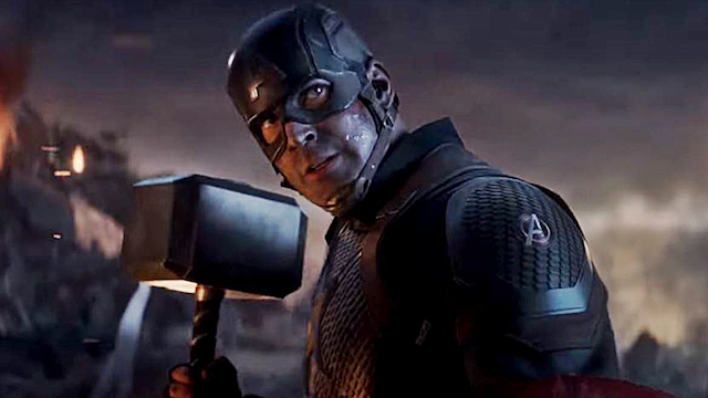 Avengers: Endgame Writers Discuss How Captain America Became Worthy