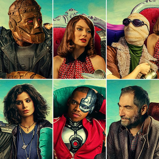 Hbo Max Unveils Premiere Date And Synopsis For Doom Patrol Season 2