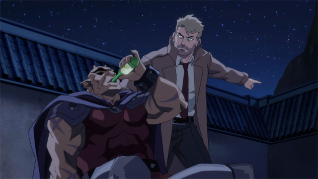 The Assassins Strike In Justice League Dark: Apokolips War Preview Scene