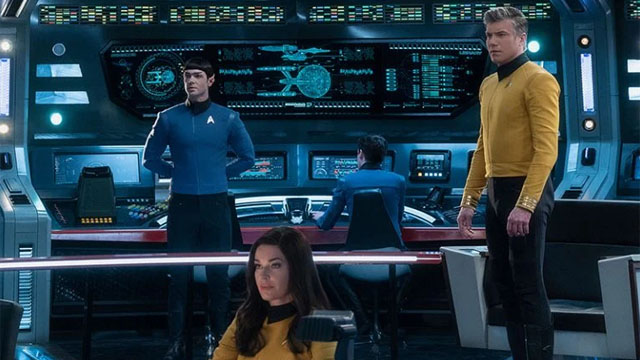 Star Trek: Discovery: Season Four Renewal for CBS All Access Series