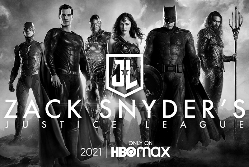 'Justice League' #TheSnyderCut Headed To HBO Max In 2021