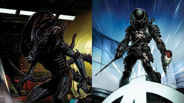 Marvel set to publish new Alien and Predator comics in 2021