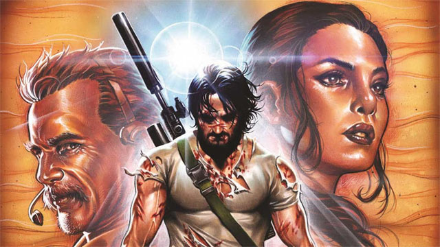 Keanu Reeves To Release His First Comic Book in October!