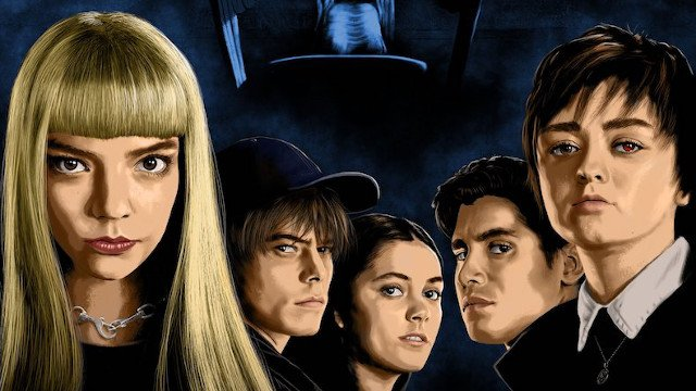The Team Powers Up in the Latest New Mutants Promo