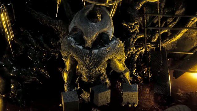 Zack Snyder Shares New Look at His Justice League Steppenwolf