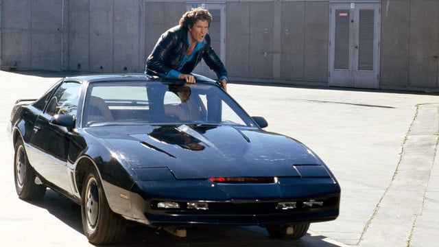 Knight Rider movie riding onto the scene from producer James Wan