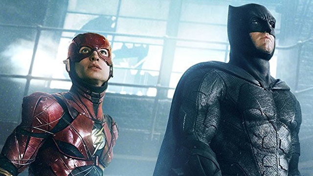 Ben Affleck Will Return as Batman in The Flash Movie