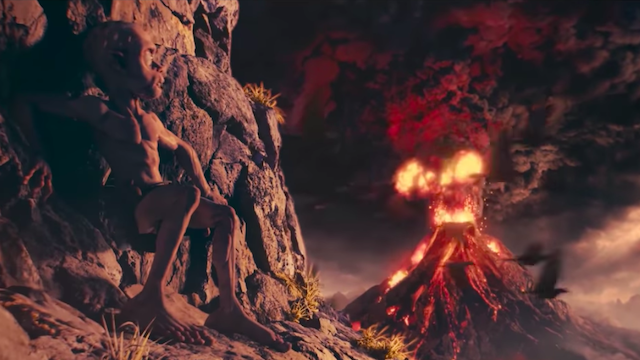 Official Teaser Trailer released for The Lord of the Rings: Gollum