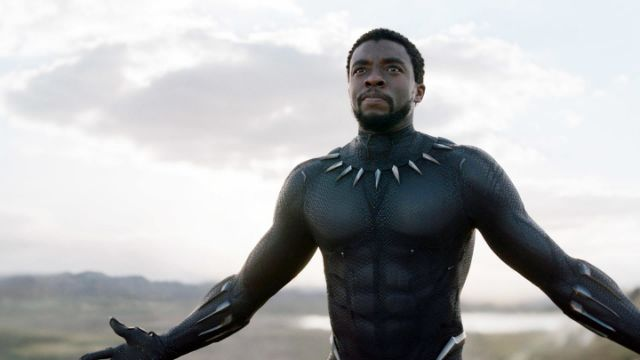 Chadwick Bosemans CGI double to be featured in 'Black Panther 2?