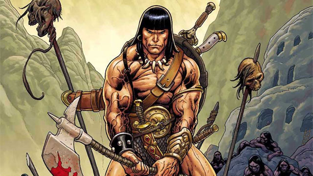 Conan the Barbarian TV Series in Development at Netflix