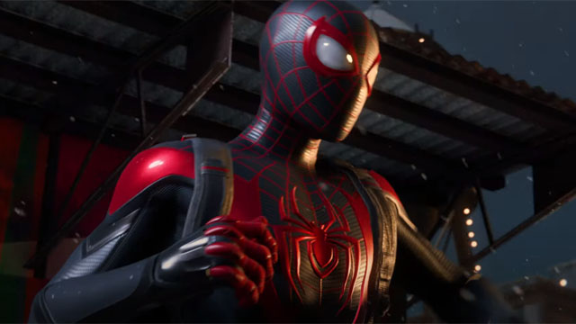 Marvel's Spider-Man Miles Morales PS4 and PS5 Versions Coming
