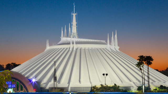 Disney's Space Mountain is Getting the Film Treatment