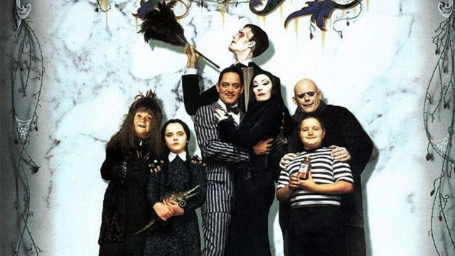 Tim Burton Developing Live-Action The Addams Family Series