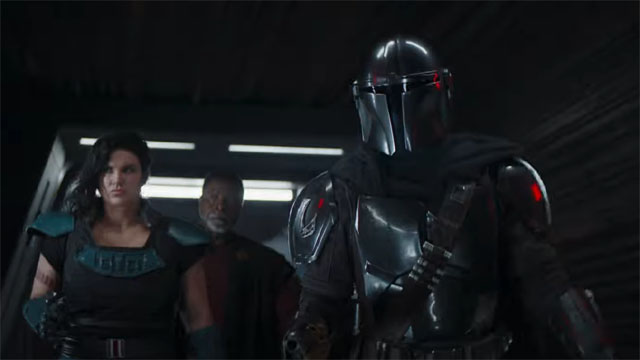 The Mandalorian Season 2 Footage Debuts During Football Game