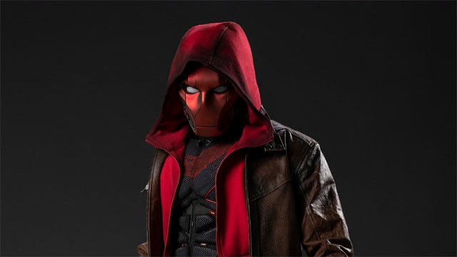 First Look At Jason Todd As Red Hood In Titans Season 3