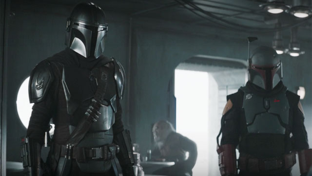 Mark Hamill applauds Disney bosses for The Mandalorian finale