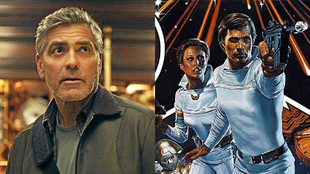 George Clooney's Smokehouse Pictures to Produce New 'Buck Rogers' Series for Legendary