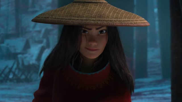 New Poster And Trailer Debut For Disney's RAYA AND THE LAST DRAGON