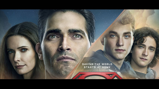 The CW Releases New 'Superman & Lois' Poster Featuring the Kent Family