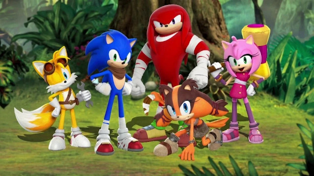 New Sonic Prime 3D animated series confirmed by Netflix for 2022