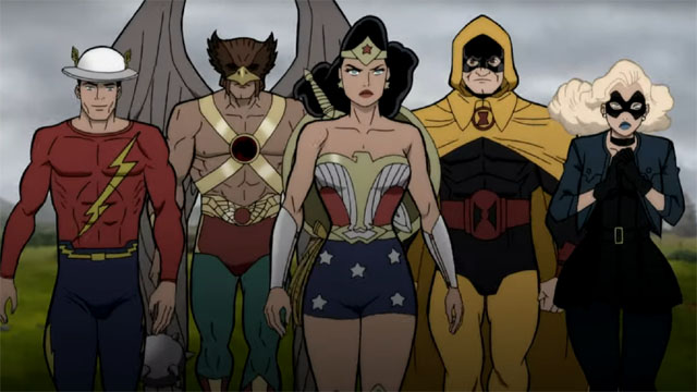 Justice Society: World War II Review - An Adventure Full of Surprises