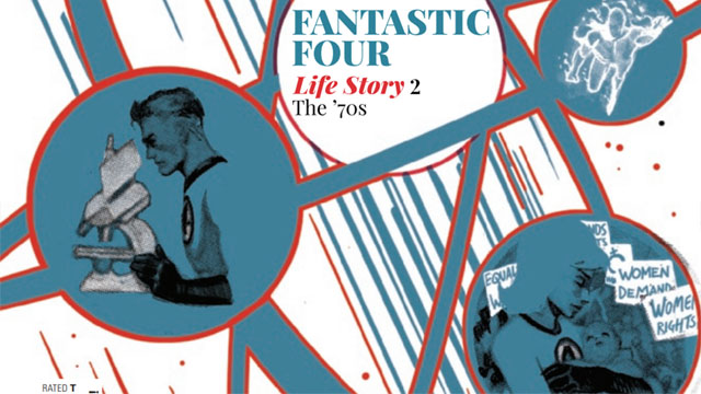 Exclusive Preview – Fantastic Four: Life Story #2
