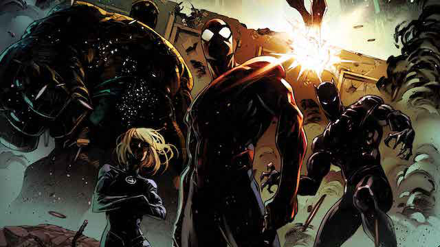 A New Era Begins in Marvel's Dark Ages Miniseries