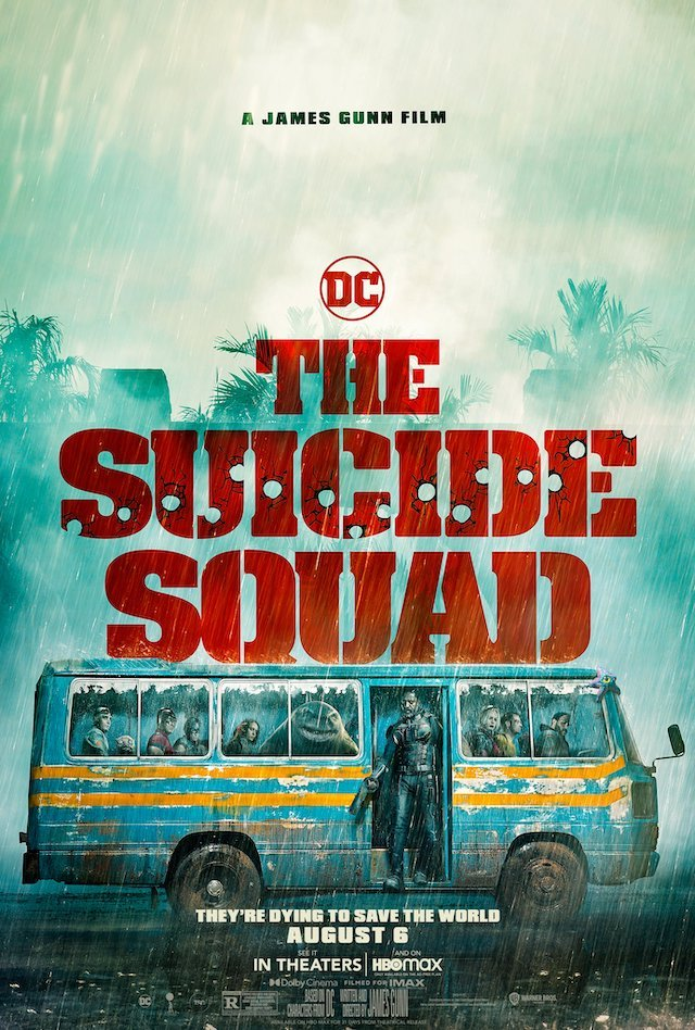 James Gunn Debuts New The Suicide Squad Poster, Talks Story's Villain