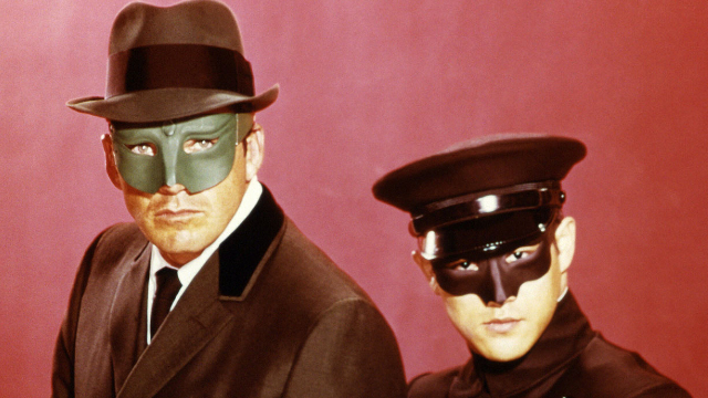 Diamond Select to Debut Collectibles Line Based on The Green Hornet