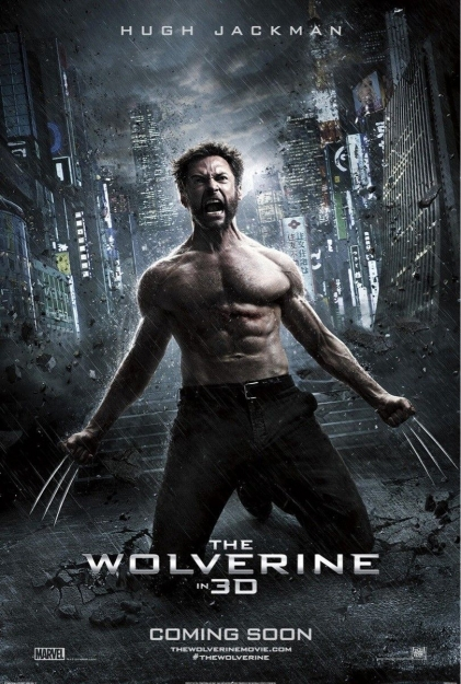 The Wolverine International Poster_1