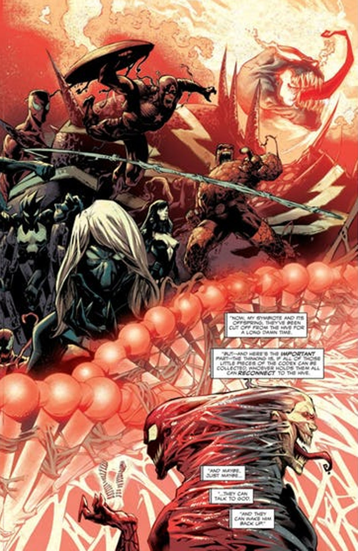 Absolute Carnage #1 page 3