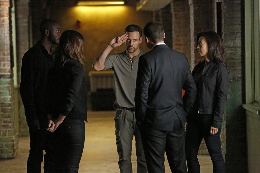 Agents of SHIELD 2.02