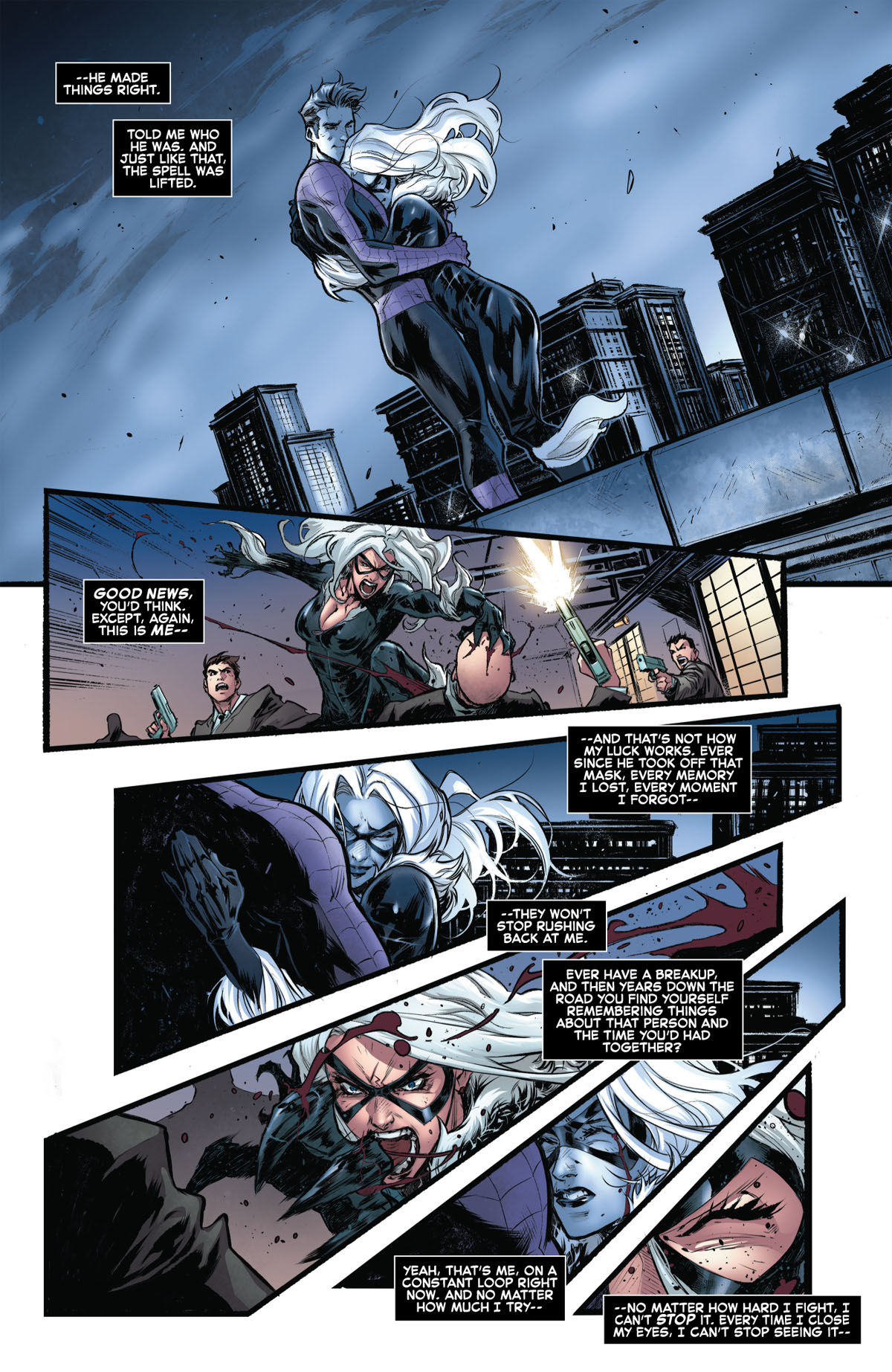 Amazing Spider-Man #16.HU page 4