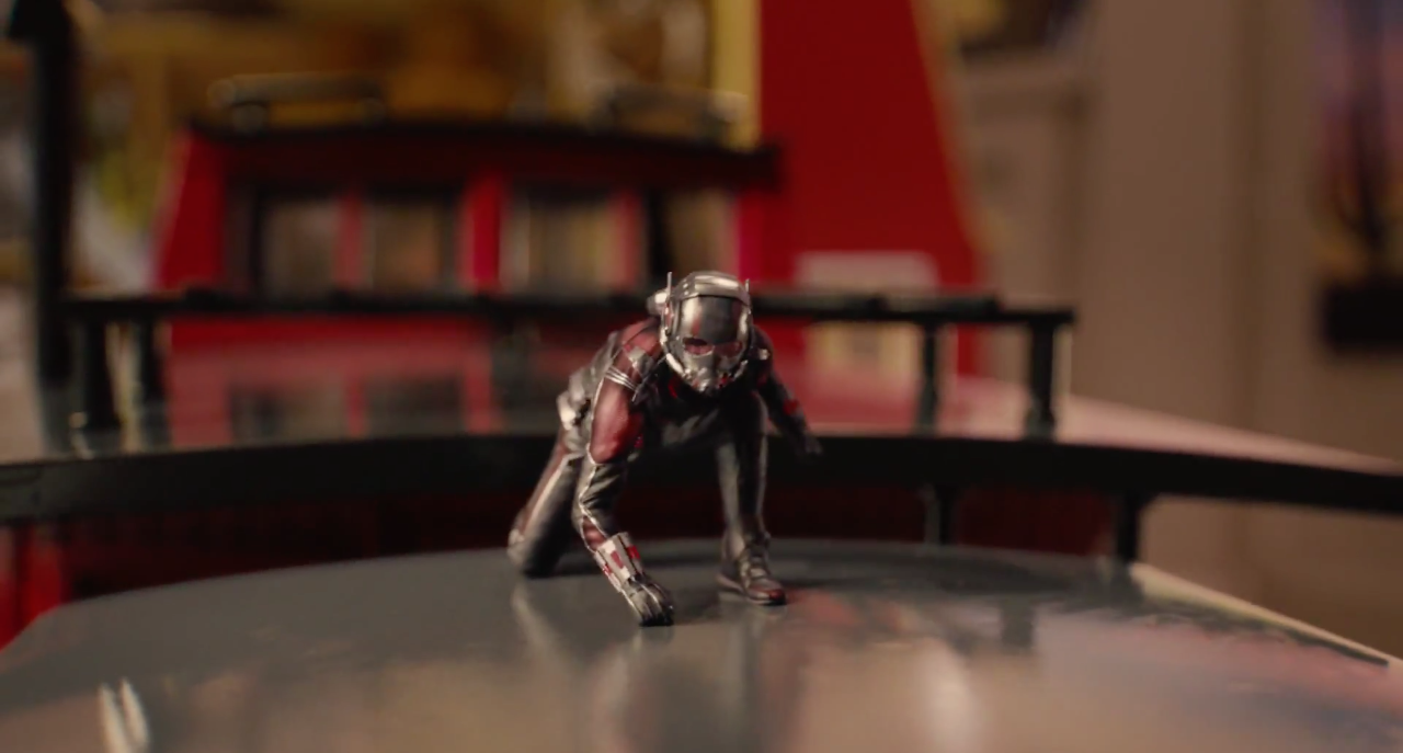 Image result for Ant Man 2016 screenshots